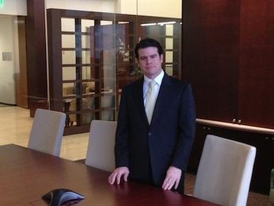 US-Mexico crossborder attorney Antonio Maldonado